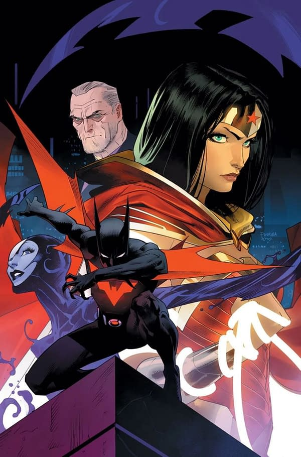Batman Beyond Cancelled, Aquaman Endless Winter, DC December Solicits