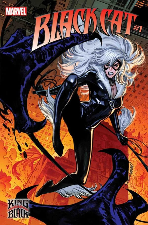 Pep Larazz' Covers For Black Cat: The King In Black