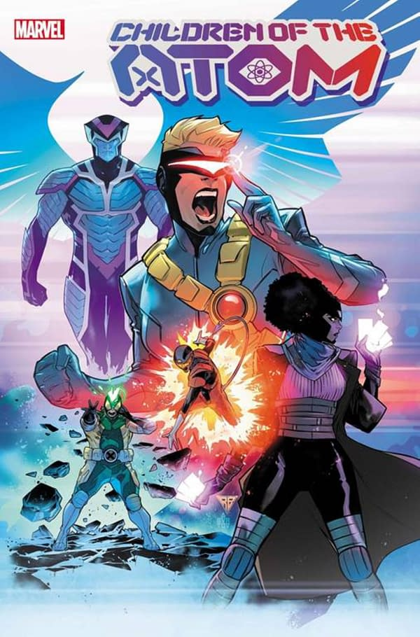 Children Of The Atom Scheduled For January, Off The Marvel MIA List