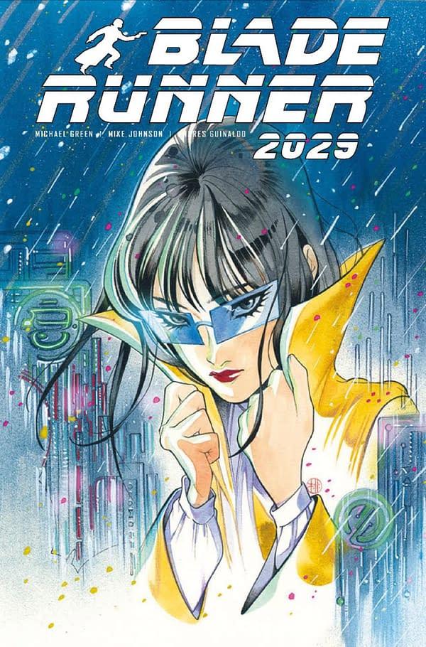 Titan Comics to Publish Blade Runner 2029 #1 in December