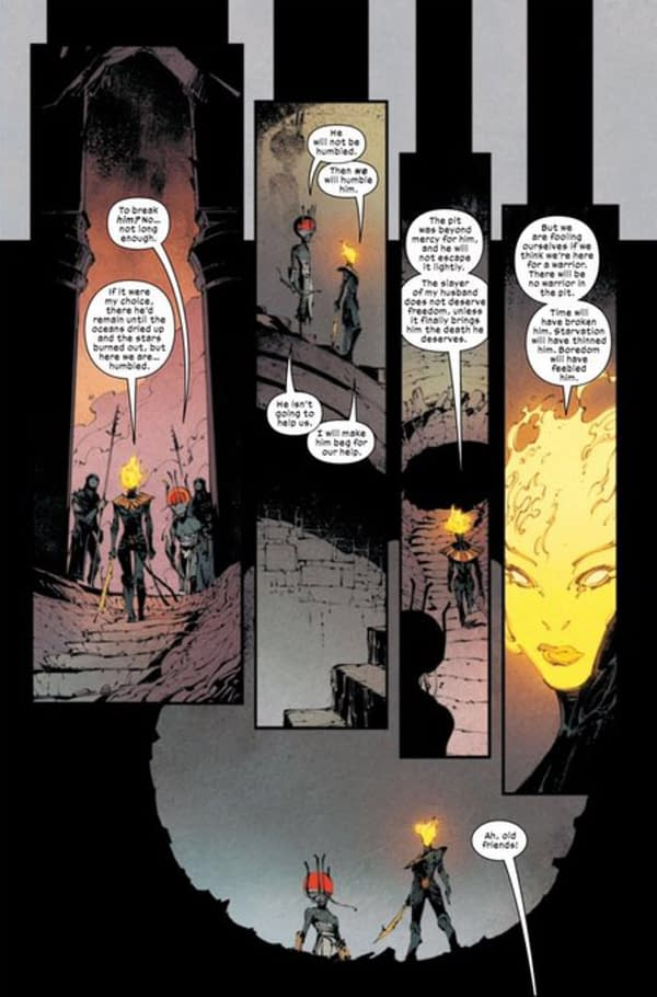 X Of Swords: Stasis #1 Preview