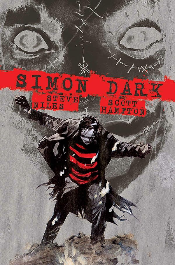 Clover Press To Republish Steve Niles' DC Comic, Simon Dark