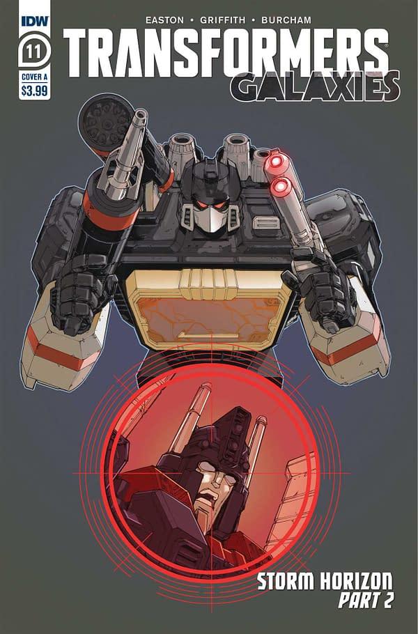 Transformers Galaxies #11 Review: Appreciate The Celestial Wonder