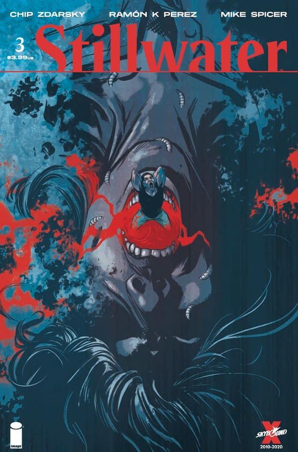 Stillwater #3 cover. Credit: Image Comics