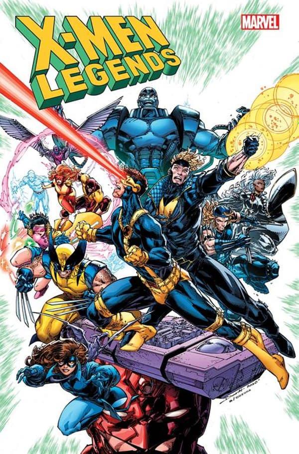Chris Claremont Returns To The X-Men With X-Men Legends