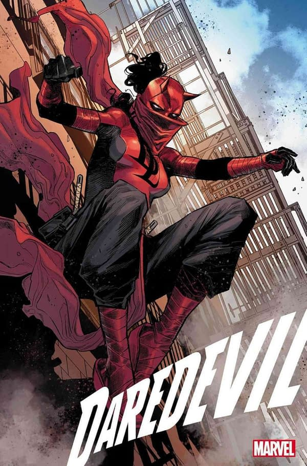 Daredevil #25 Gets Instant Second Printings - And A New Variant For #26