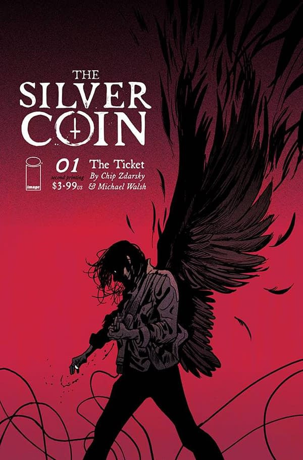 PrintWatch: Silver Coin #1 and Curse Of Dracula #1 Get Second Prints