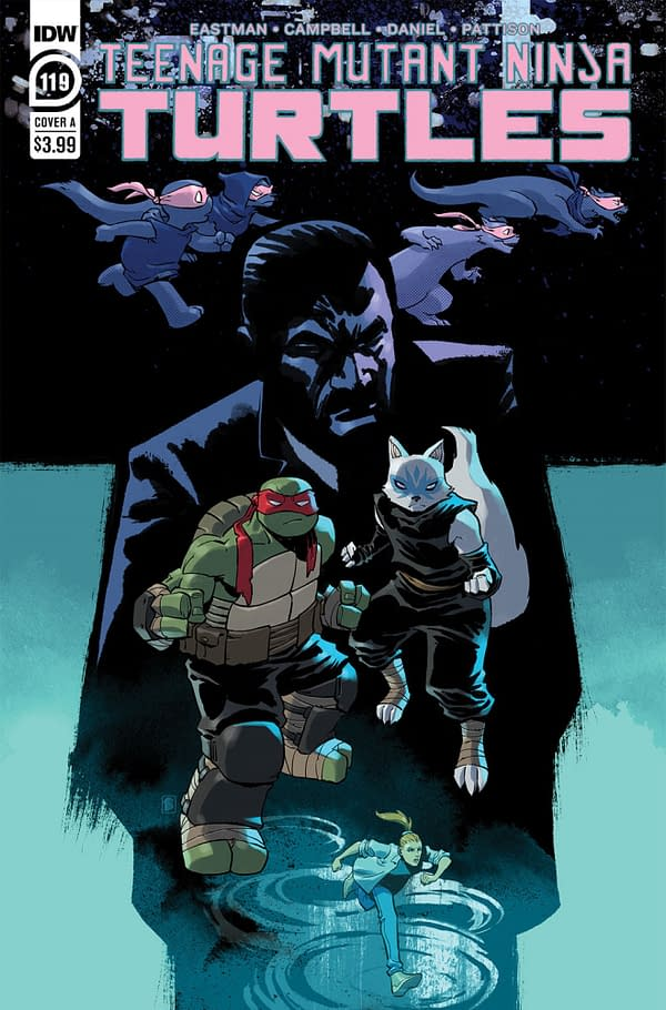 IDW Solicits and Solicitations July 2021