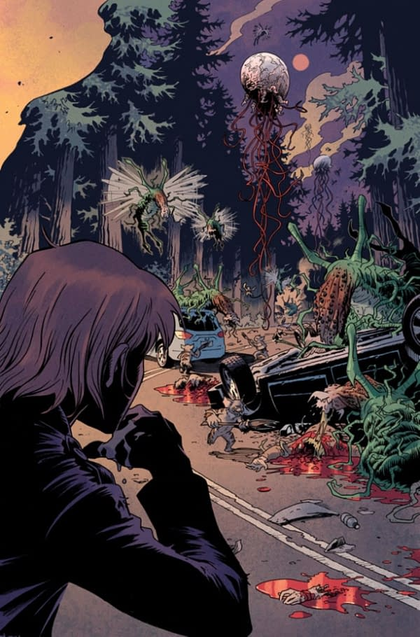 Ed Brisson & Damian Couceiro's Beyond The Breach, From AfterShock