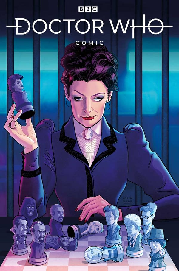 Doctor Who Comic #2.1: Missy Review: Masterpiece Of Characterization