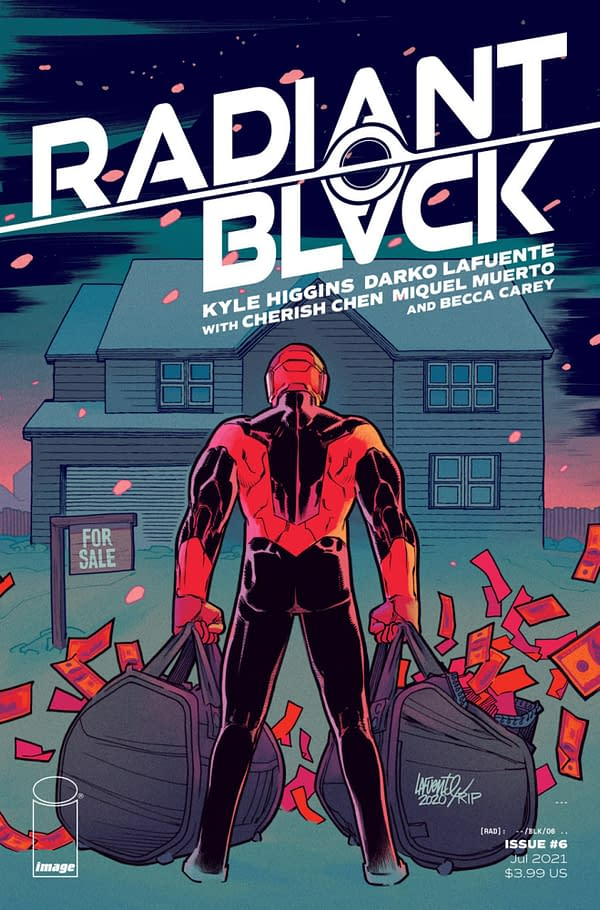 David LaFuenta and Cherish Chen Guest-Star On Radiant Black #6