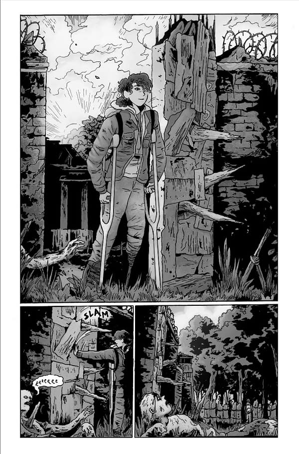 Preview: Skybound X Covers and Clementine's Walking Dead Comics Debut