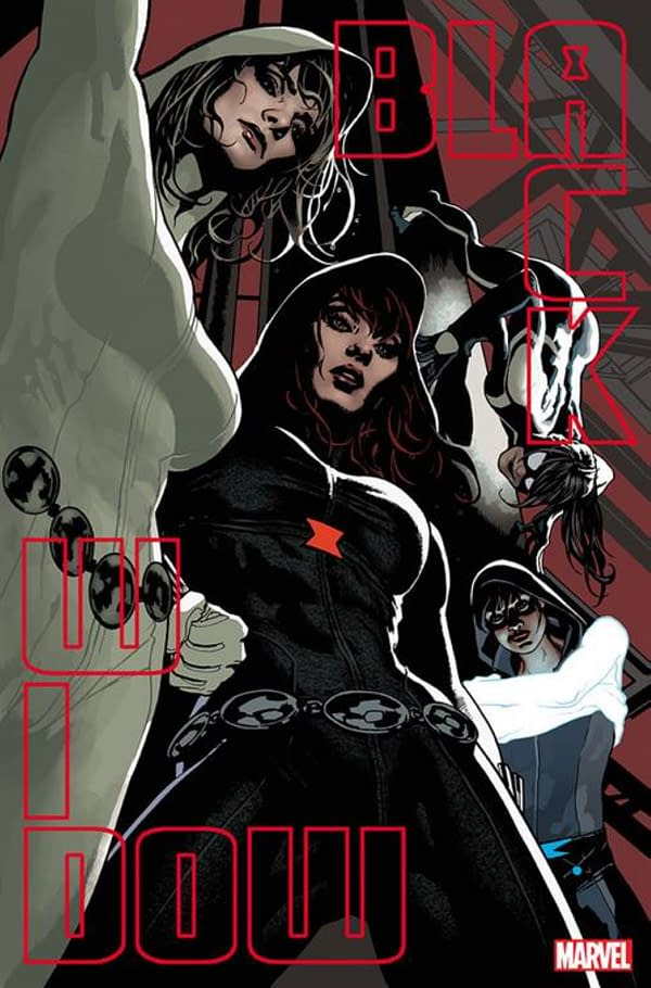 Lucy - A New Villain For Black Widow and