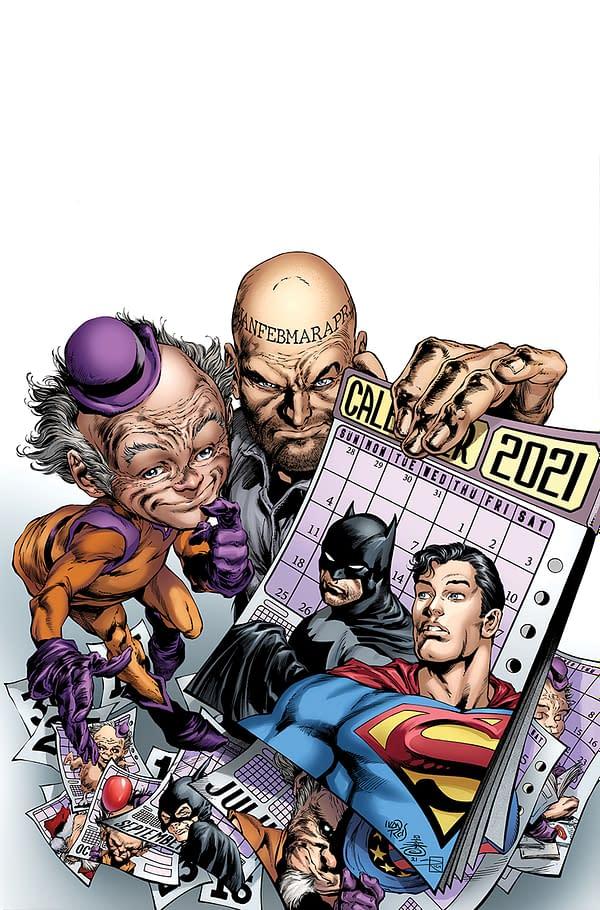 Cover image for BATMAN SUPERMAN #22 CVR A IVAN REIS & DANNY MIKI