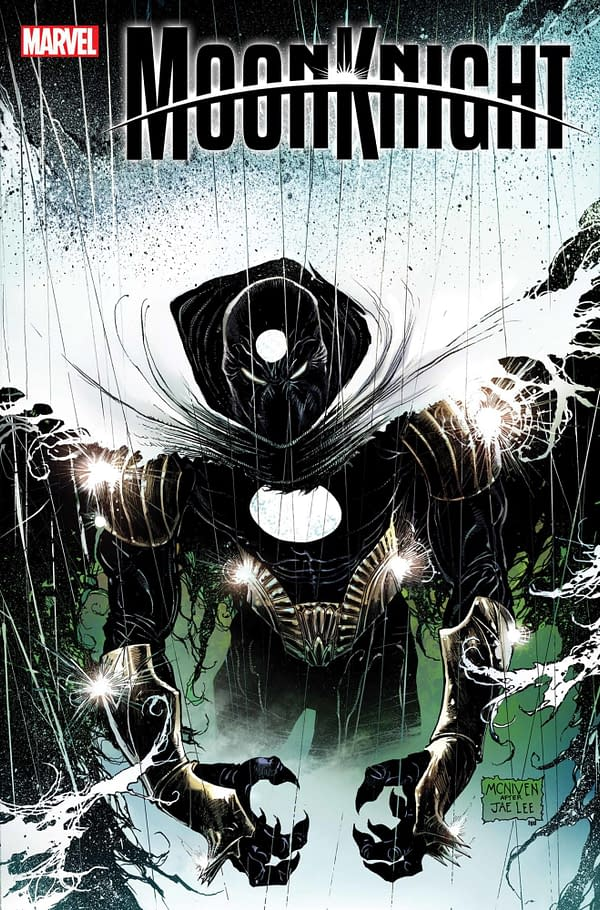 Cover image for MOON KNIGHT #3