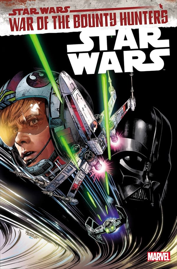 Cover image for STAR WARS #17 WOBH