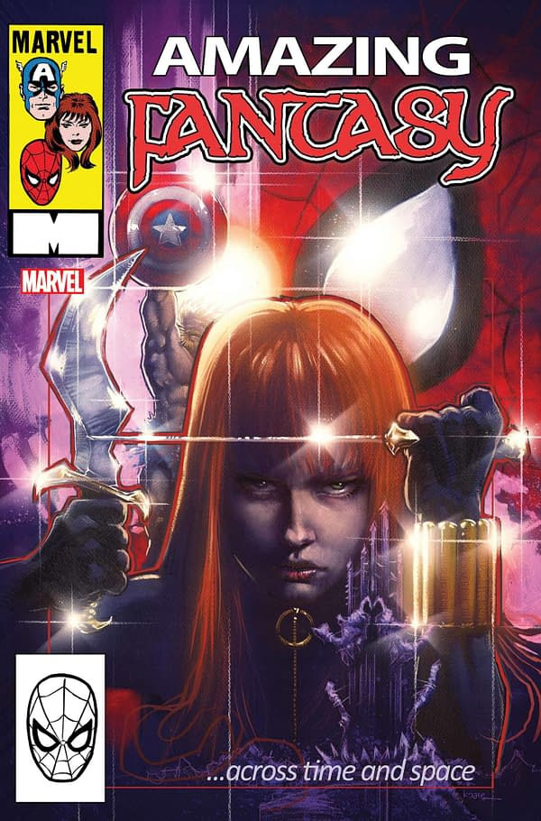 Cover image for AMAZING FANTASY #3 (OF 5) ANDREWS VAR