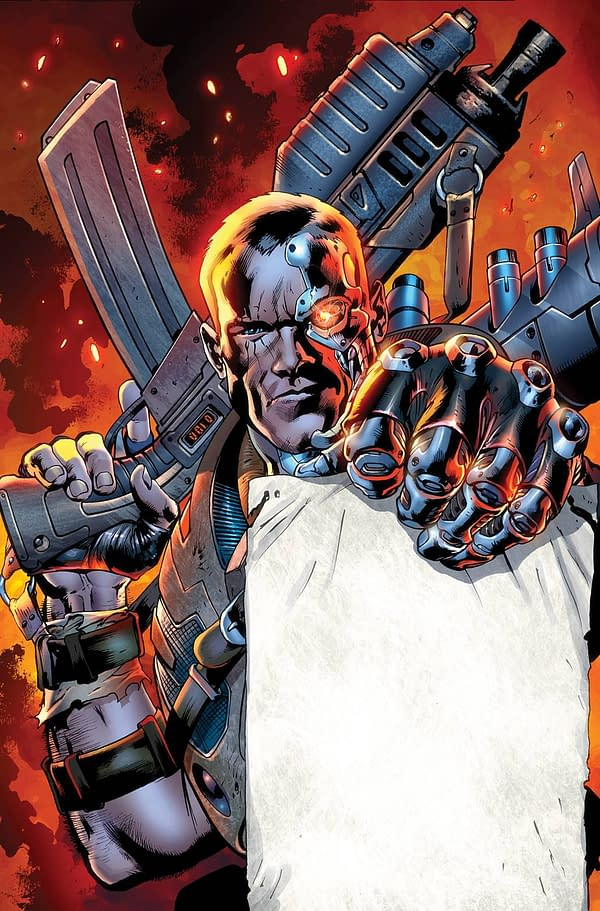 Bryan Hitch And Carlos Pagulayan Covers For Retailers' Make-Your-Own Cover For Avengers: X-Sanction #1