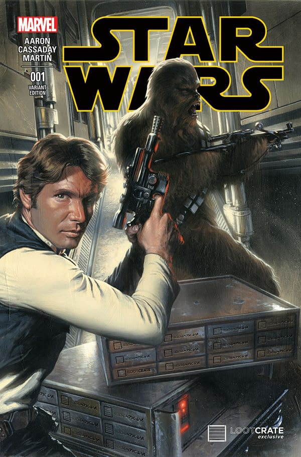 The 68 Star Wars #1 Variant Covers From Marvel We Can Find In One Place – Including Stan Sakai