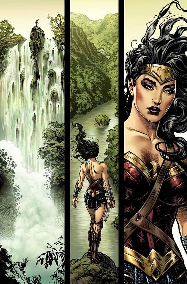 Wonder Woman by Liam Sharp