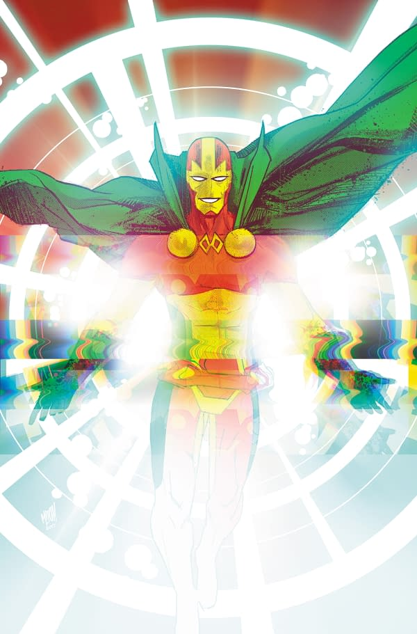 Mitch Gerads variant cover for Mister Miracle #1