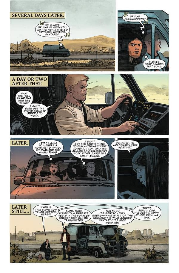 occupy avengers #7 interior art