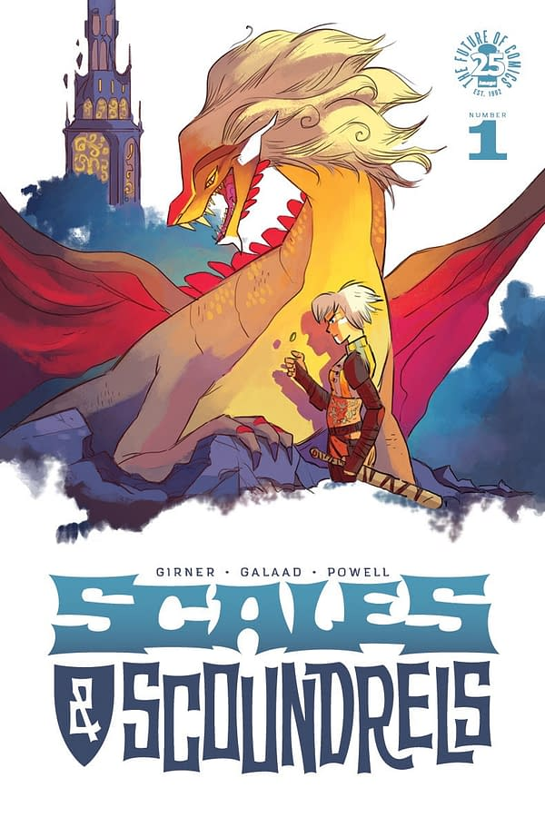Scales And Scoundrels On Sale In September