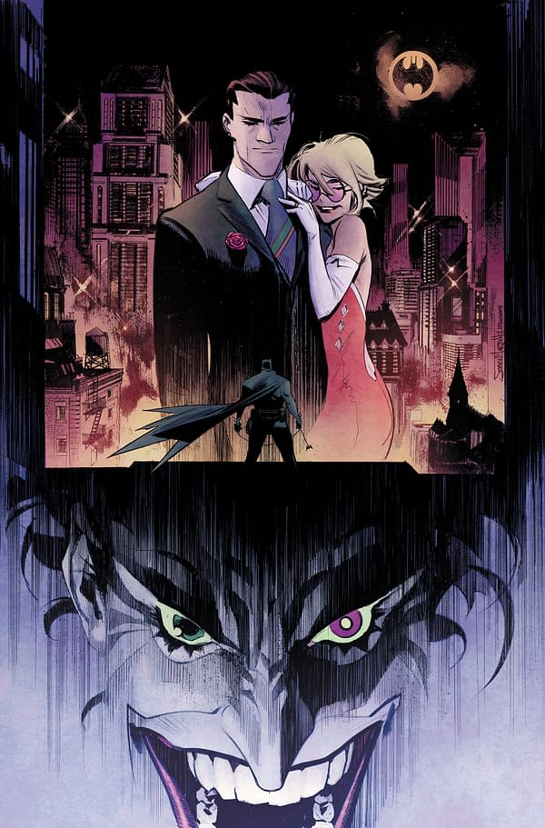 Batman And The Joker Switch Roles In Sean Murphy's Batman: White Knight From DC In October