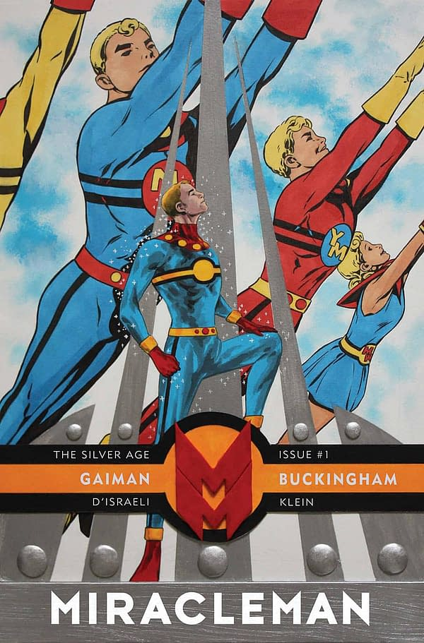 Miracleman Is Coming. Just Not Yet. Wait.
