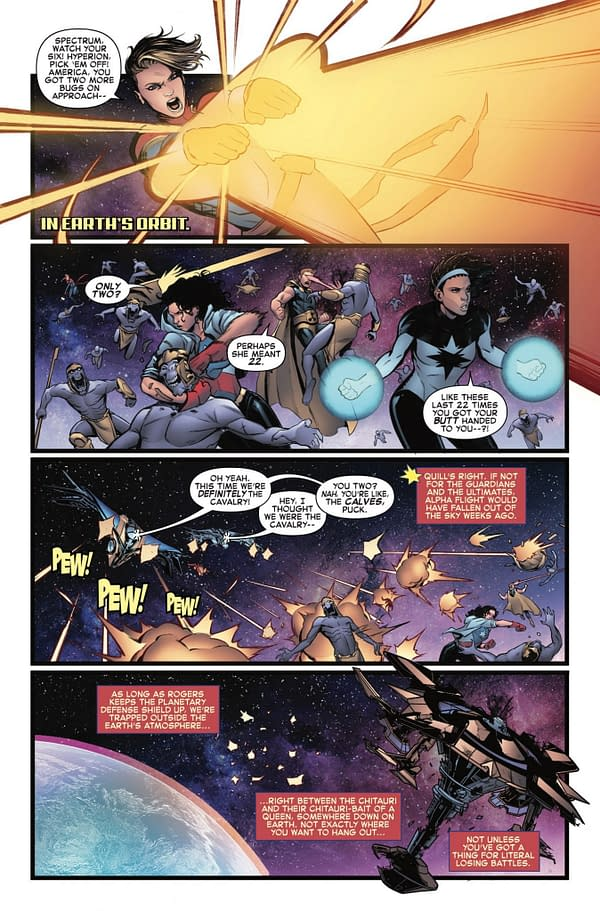 """""""Take A Good Look At The Damage You've Done"""" – Previewing The Final Issue Of Secret Empire And Its Crossovers Out This Week"""