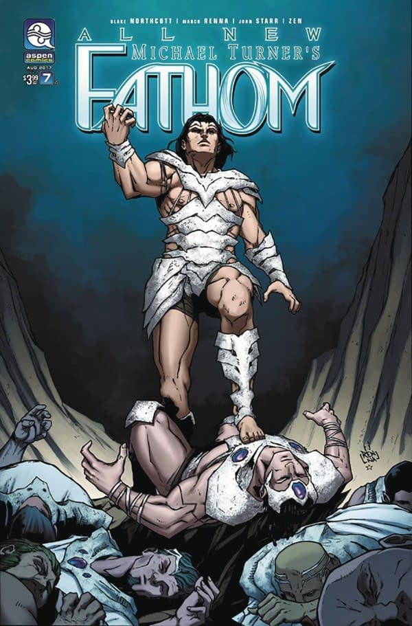 All-New Fathom #7 Review: What If Aquaman Were George Soros?