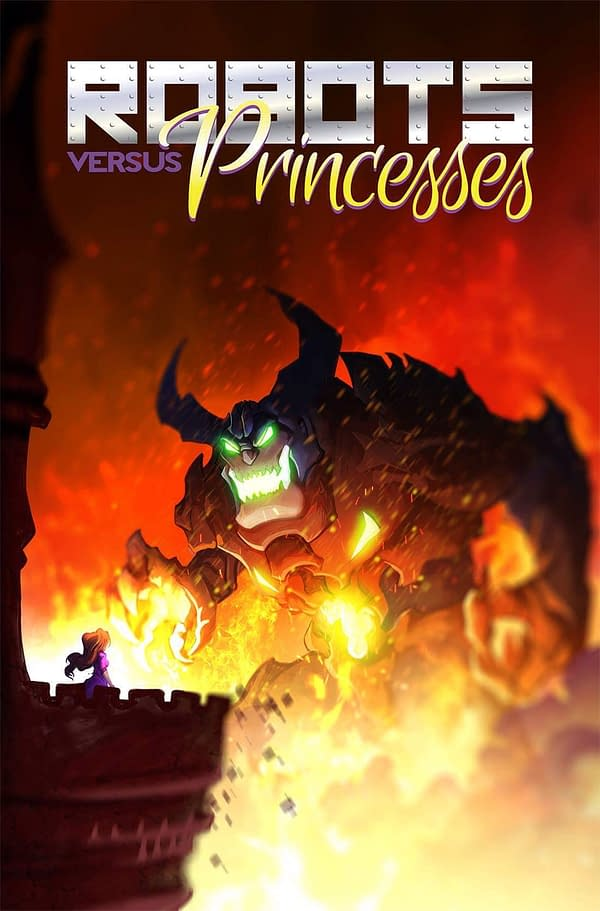 Writer's Perspective: What I Learned From Creating 'Robots Vs. Princesses'