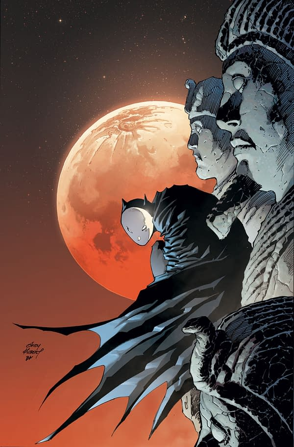 The Dark Nights: Metal #2 Covers That Weren't Stolen…