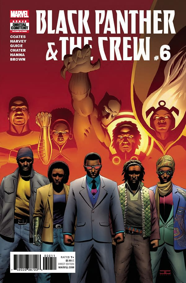 Ta-Nehisi Coates Promises The Crew Will Continue In Black Panther