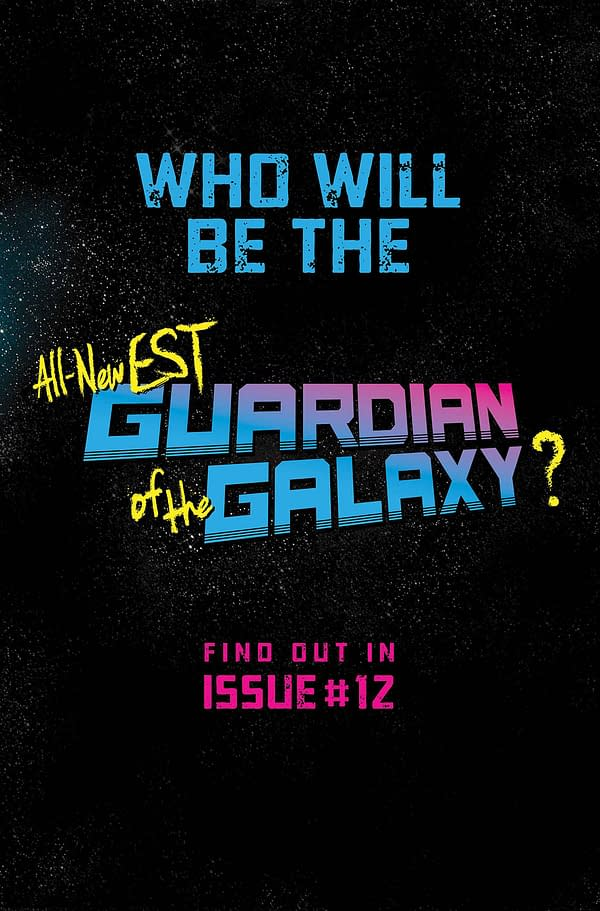 The New Guardian Of The Galaxy Revealed, And The Road To 'Infinity War'