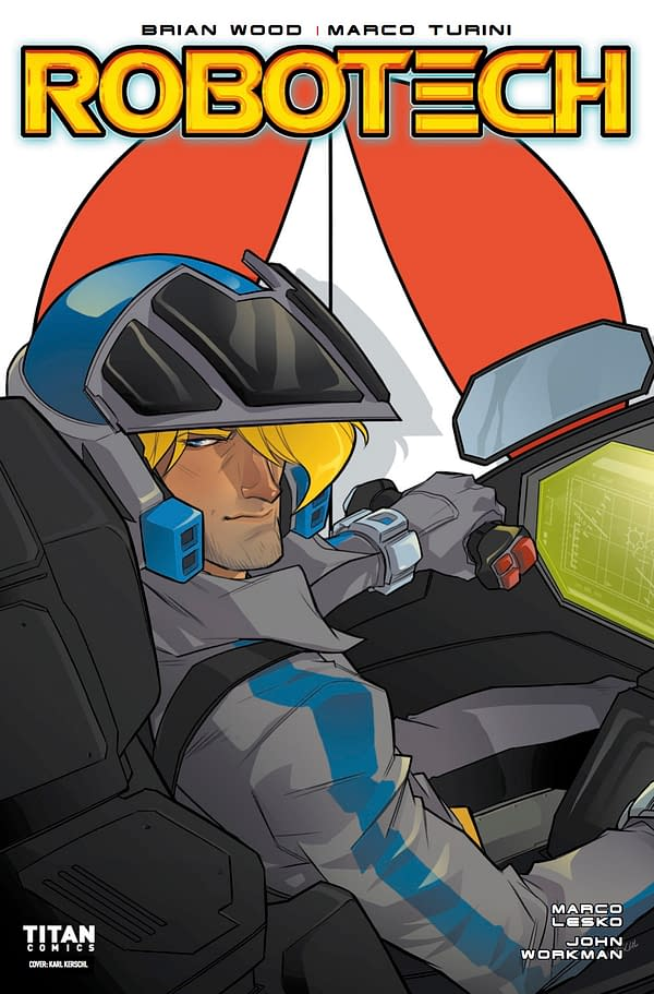 Tomorrow, A Major Character Dies In Robotech #4 – And It's Not Roy Fokker (SPOILERS)