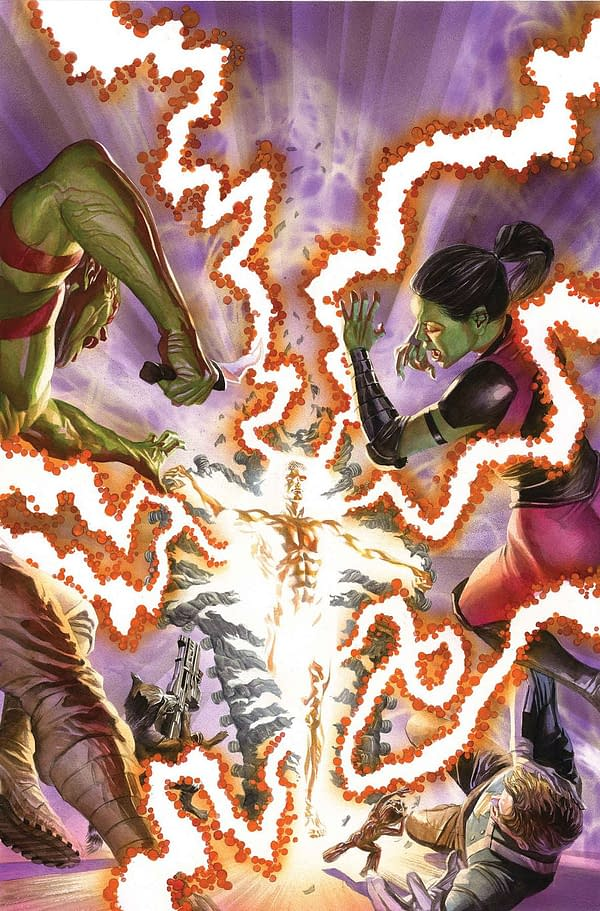 Marvel Comics Cancels Guardians Of The Galaxy #151 With No Explanation As To Why (UPDATE)