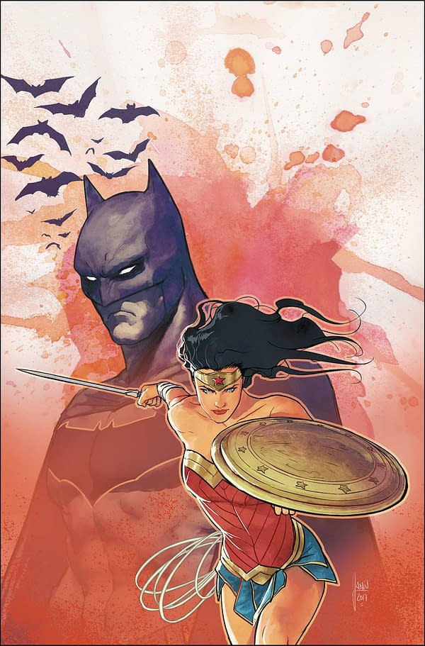 Changes To Batman #38: Tom King And Travis Moore To Tell The Origin Of Bruce Wayne