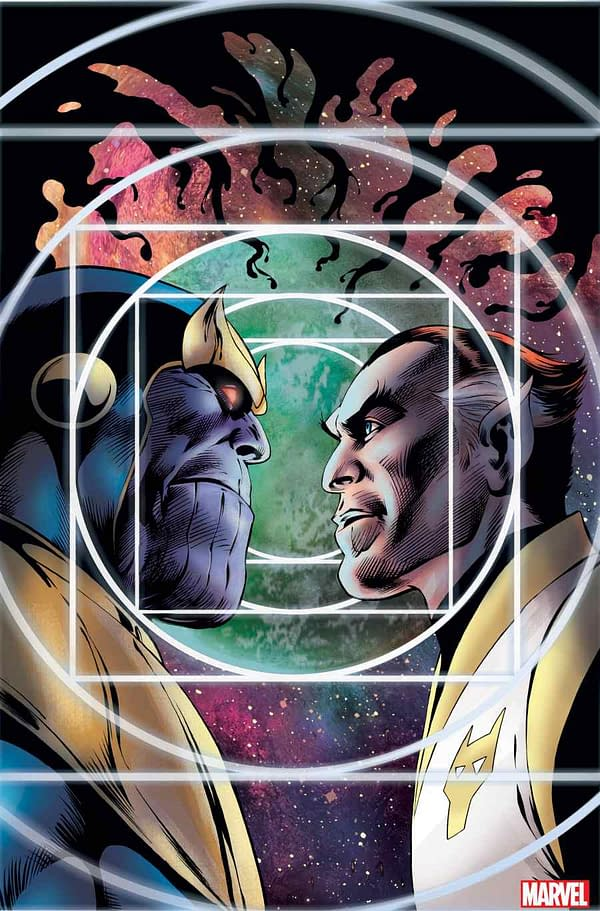 Jim Starlin Clarifies Why Infinity Siblings Will Be His Final Thanos Story