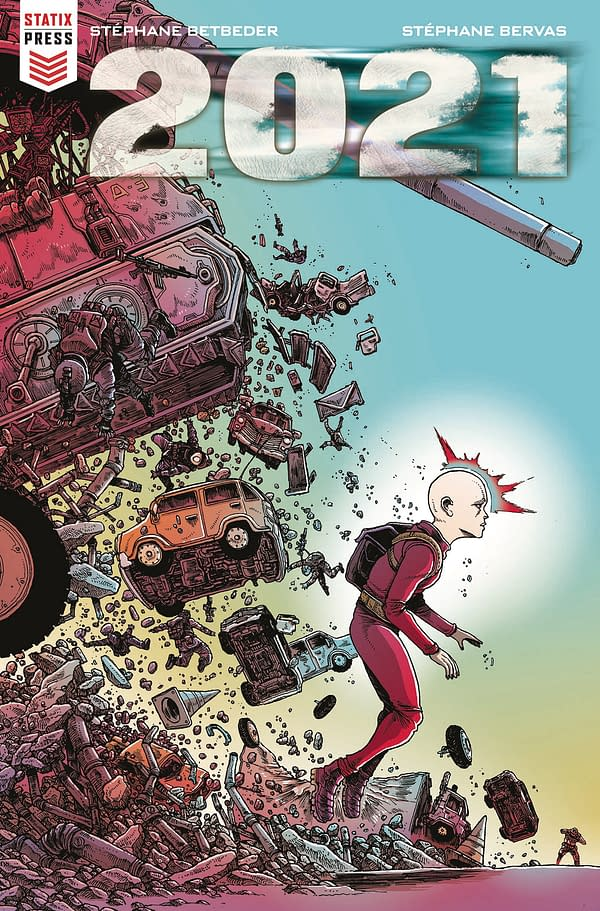 A Celebration of Tank Girl from Titan Comics May 2018 Solicits