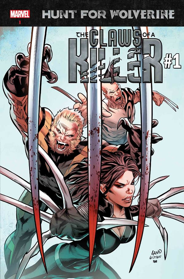 Hunt for Wolverine Expands into Four 4-Issue Miniseries – a 16-Issue Hunt!