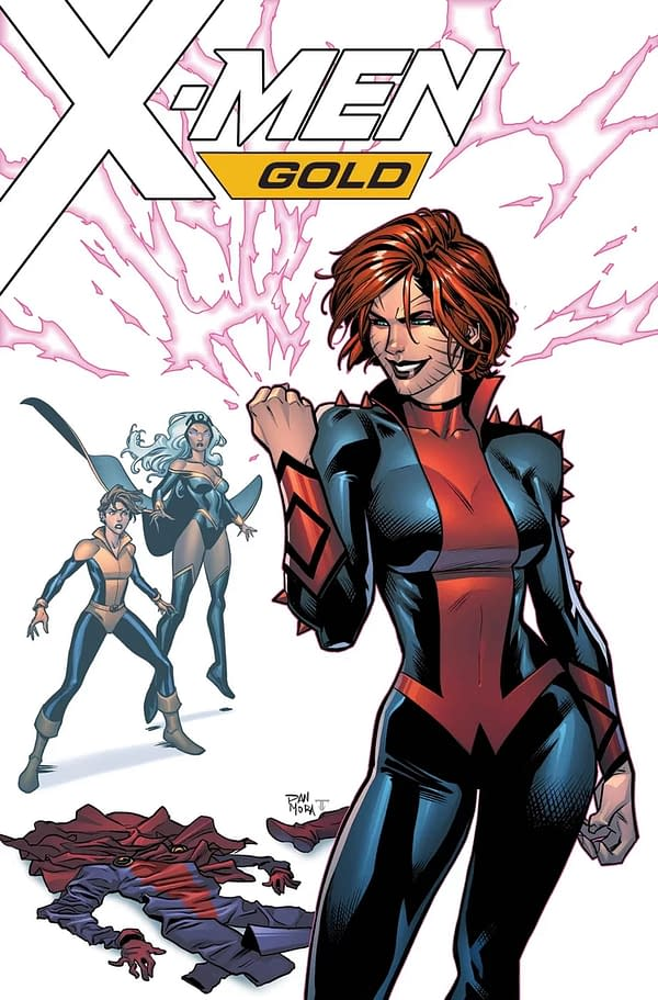 That New Name for Rachel Summers/Grey/Prestige Can't Come Soon Enough (X-Men Gold #21 Spoilers)