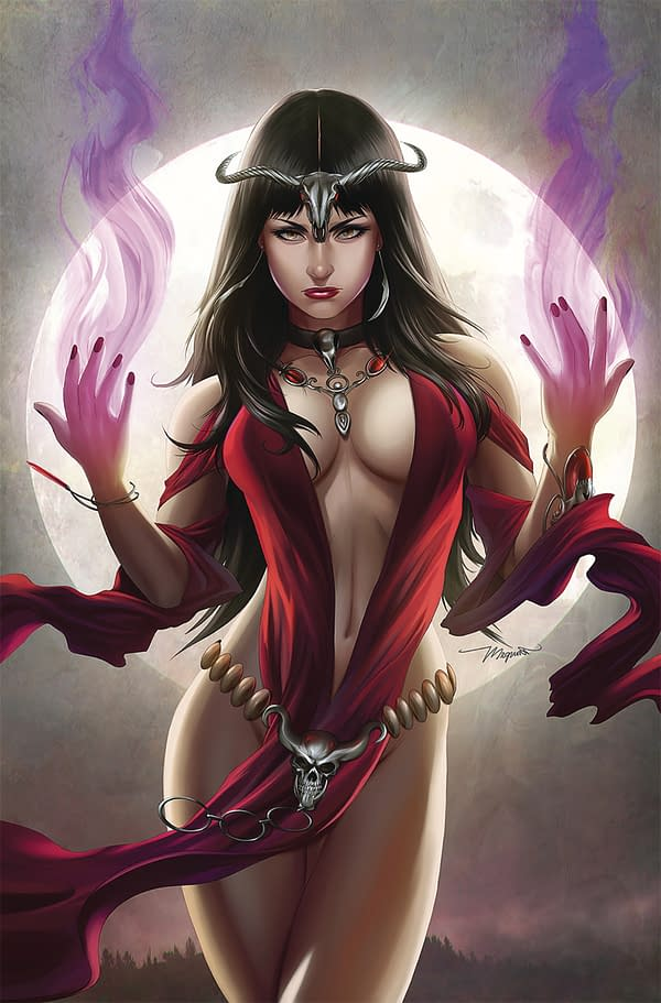 Robyn Hood, Belle, and Peek a Boo Reach Their Finales: Zenescope June 2018 Solicits
