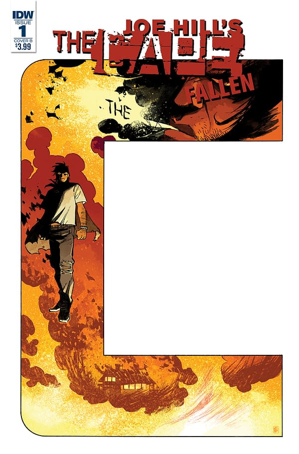 Alan Moore's League of Extraordinary Gentlemen the Tempest Begins at Last: IDW Publishing June 2018 Solicits