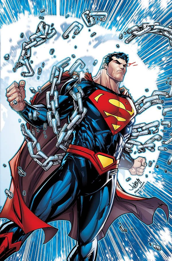 24 DC Comics Covers from April to May from Rafael Grampá, JG Jones, Bill Sienkiewicz, Bryan Hitch and More