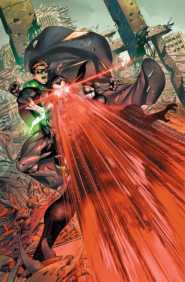 Hal Jordan and the Green Lantern Corps, Batwoman Confirmed as Cancelled in August