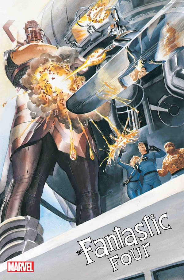 Full Marvel Solicitations for August 2018: Celebrating Fantastic Four's 57th Birthday