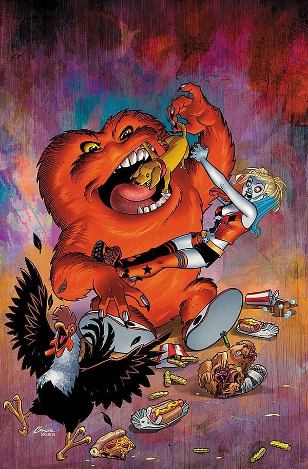 Gail Simone Writes Catwoman vs. Tweety Bird in New Looney Tunes/DC Crossover Comics