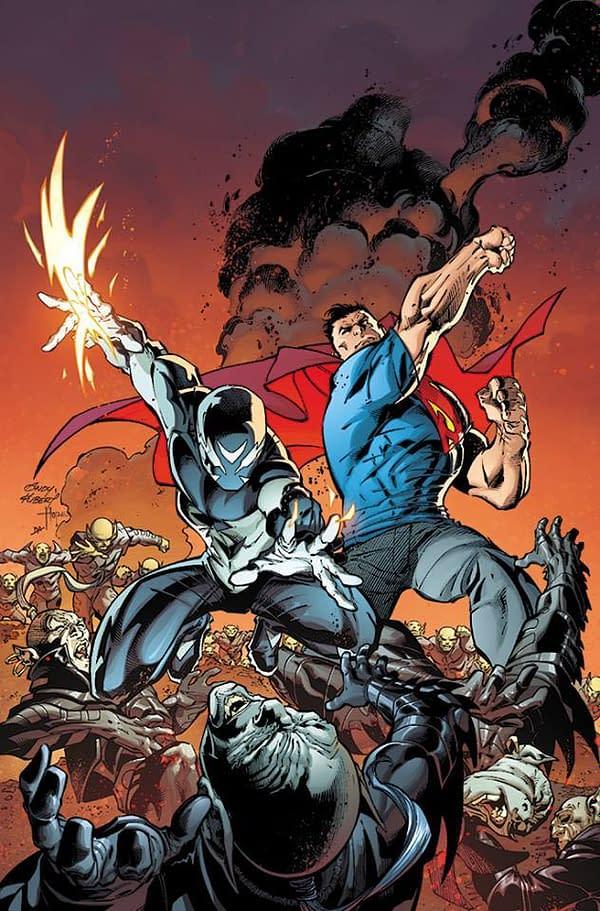 Grant Morrison Writes Superman Again in Sideways Annual