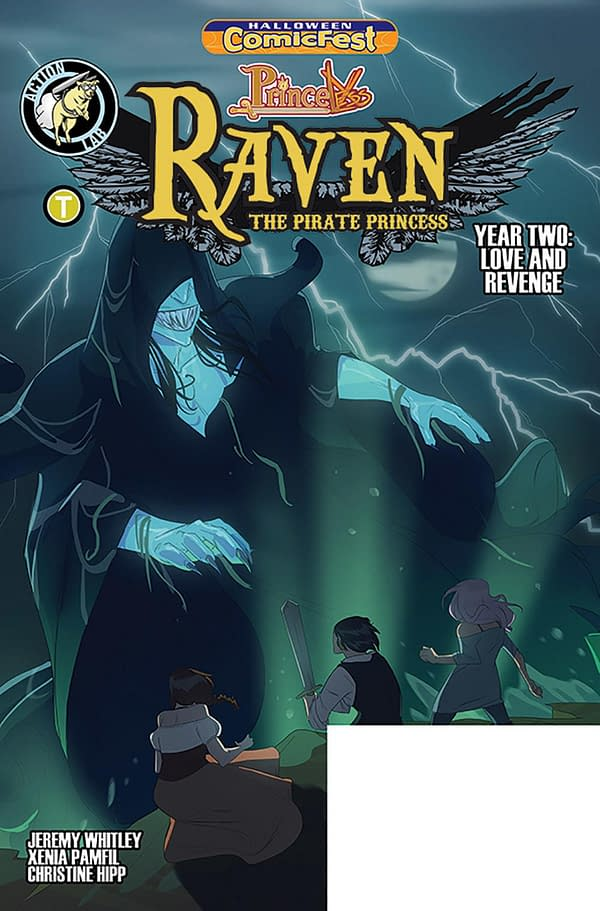 Neil Gaiman and Dave McKean Join 2018's Free Comics Given Away on Halloween in Comic Shops